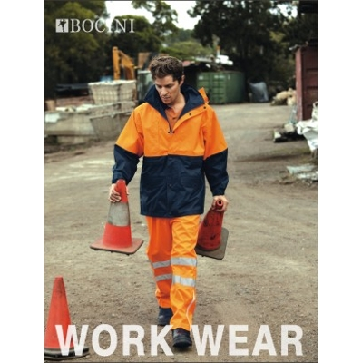 Picture of Unisex Adults Hi-Vis Polar Fleece Lined