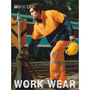 Unisex Adults Hi-Vis Pants With Reflecti