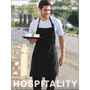 Cotton Drill Full Bib Apron -With Pocket