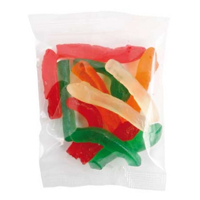 Picture of Medium Confectionery Bag - Gummy Snakes