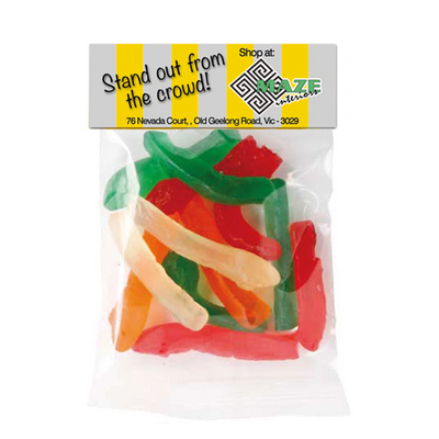 Picture of Gummy Snake Header Bag
