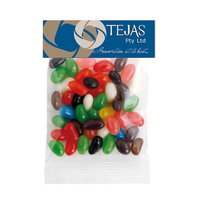 Picture of Mixed Mini Jelly Bean Header Bag