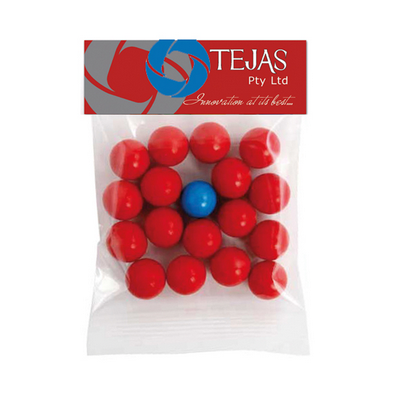 Picture of Chocolate Ball Header Bag