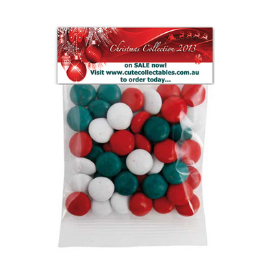 Picture of Chocolate Gems Header Bag