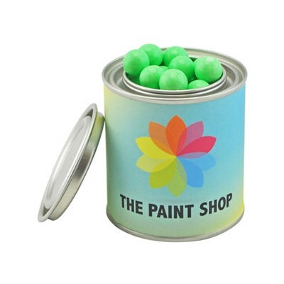 Picture of Small Paint Tin with Chocolate Balls (Co