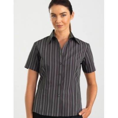 Picture of Multi Stripe Womens Business Shirt