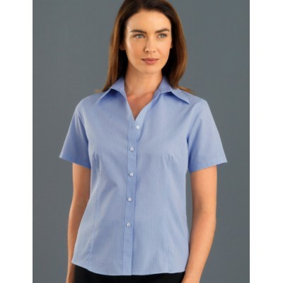 Picture of Soft Stripe Womens Business Shirt