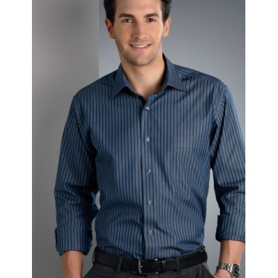 Picture of Bold Stripe Mens Business Shirt