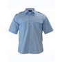 Epaulette Shirt - Short Sleeve