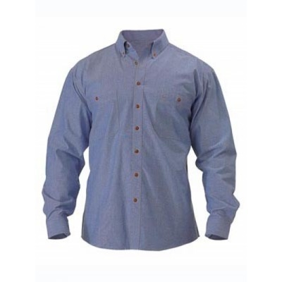 Picture of Chambray Shirt - Long Sleeve