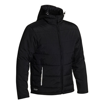 Picture of Puffer Jacket With Adjustable Hood