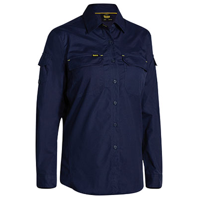 Picture of Womens X Airflow Ripstop Shirt - Long Sl