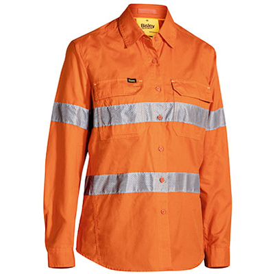 Picture of Womens 3M Taped Hi Vis X Airflow Ripstop