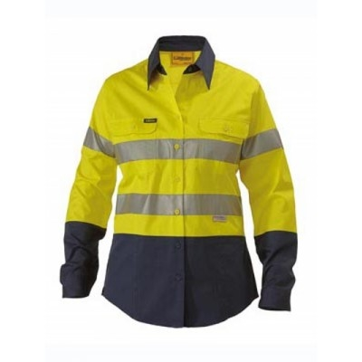 Picture of Womens 3M Taped Two Tone Hi Vis Cool Lig