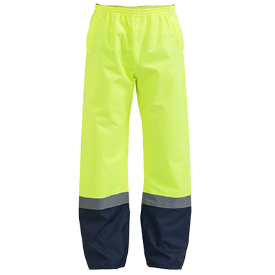 Picture of Taped Two Tone Hi Vis Shell Rain Pant
