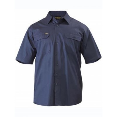 Picture of Cool Lightweight Drill Shirt - Short Sle