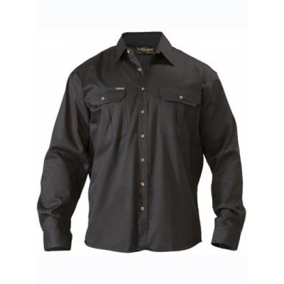 Picture of Original Cotton Drill Shirt - Long Sleeve