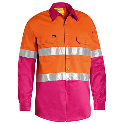 Picture of 3M Taped Hi Vis Cool Lightweight Shirt