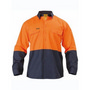 Two Tone Hi Vis Cool Lightweight Drill S