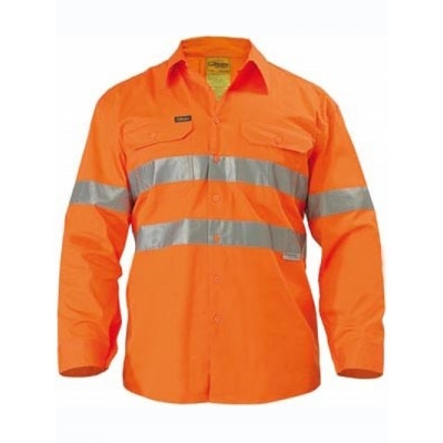 Picture of 3M Taped Cool Lightweight Hi Vis Drill S