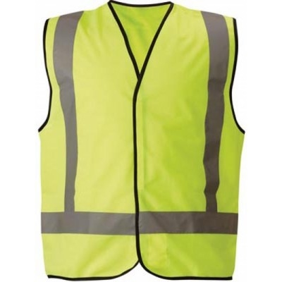 Picture of Hi Vis Vest X Back Tape