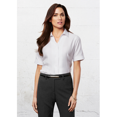 Picture of Ladies Preston Short Sleeve Shirt
