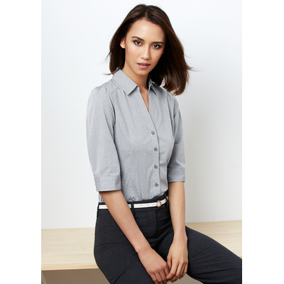 Picture of Ladies Trend 3/4 Sleeve Shirt