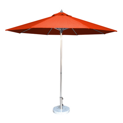 Picture of 3.5m Tuscany Polished Market Umbrella, A