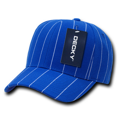 Picture of Pin Striped Adjustable Ball Cap