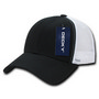 Low Crown Mesh Golf Cap