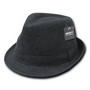 Melton Fedora Hat