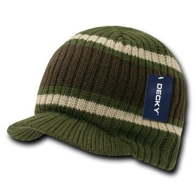 Picture of Stripped College Jeep Cap