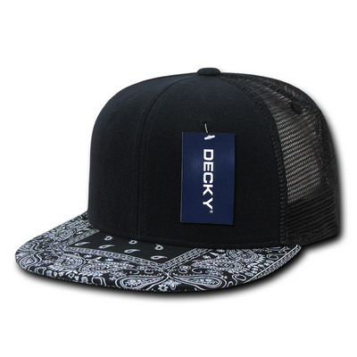 Picture of Bandanna Trucker Cap