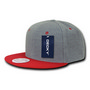 Melton Crown Snapback