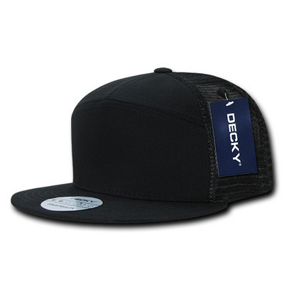 Picture of 7 Panel Trucker Cap