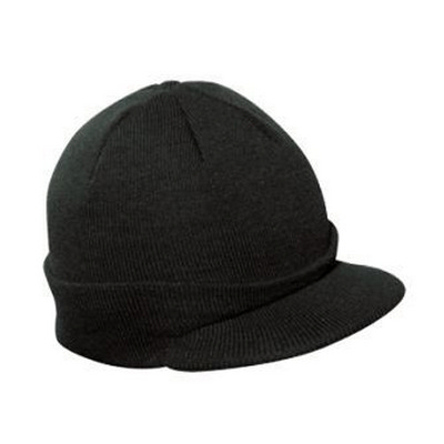 Picture of Short Visor Beanie
