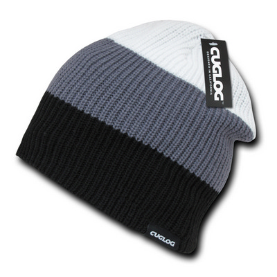 Picture of Mauna Kea 3 Tone Knit Cap