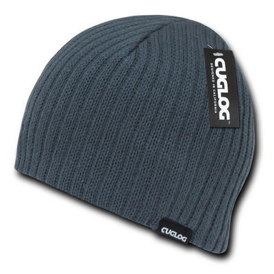 Picture of Elbruz Ribbed Acrylic Beanie