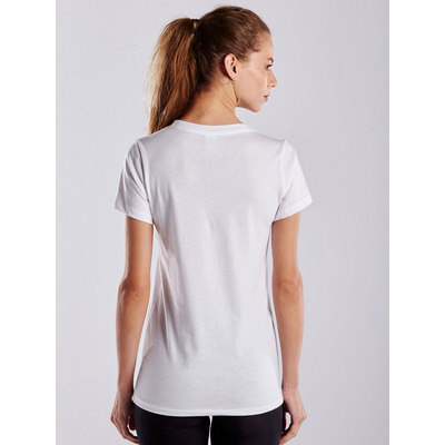 Picture of WOMEN S SHORT SLEEVE JERSEY CREW - White 768c0eb21