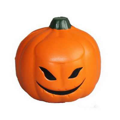 Picture of Pumpkin With Smiling Face Stress Reliver