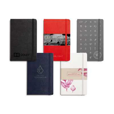 Picture of Moleskine Large Classic Notebook Ruled P