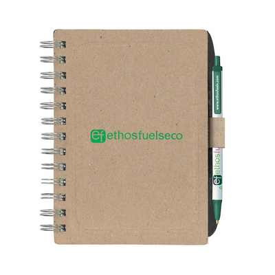 Picture of BIC Ecolutions Chipboard Cover Notebook