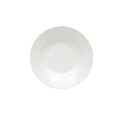 Picture of Cashmere Bone China Rim Entree Plate 23cm Quality Bone China