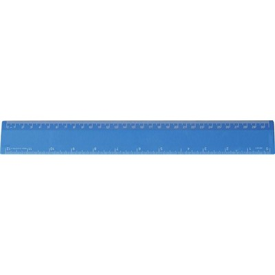 Picture of Ruler 30cm Process Blue