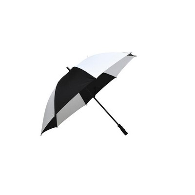 Picture of Ariston Fairway Umbrella - Black / White