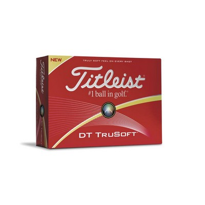 Picture of Titleist DT True Soft - Singles