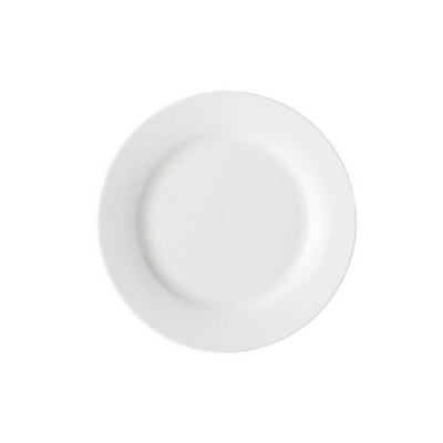 Picture of White Basics Rim Entree Plate 23cm
