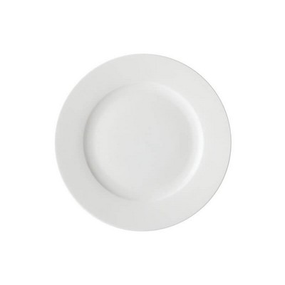 Picture of White Basics Rim Dinner Plate 27.5cm