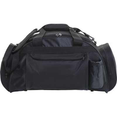 Picture of Polyester (600D) weekend/travel bag