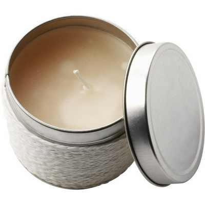Picture of Fragranced candle in a tin